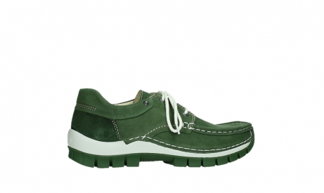 wolky lace up shoes 04701 fly 11720 moss green nubuck_24