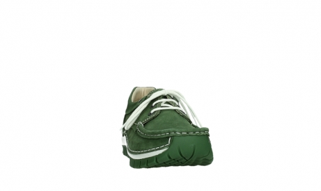 wolky lace up shoes 04701 fly 11720 moss green nubuck_6