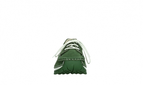 wolky lace up shoes 04701 fly 11720 moss green nubuck_7
