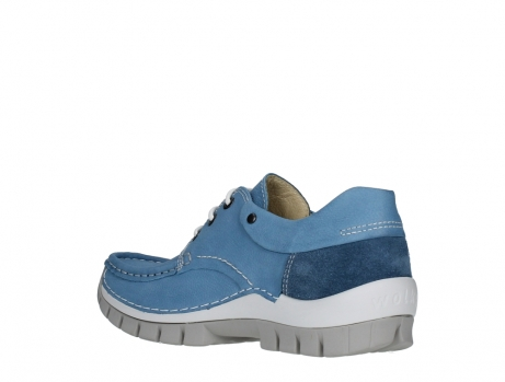 wolky lace up shoes 04701 fly 11856 baltic blue nubuck_16