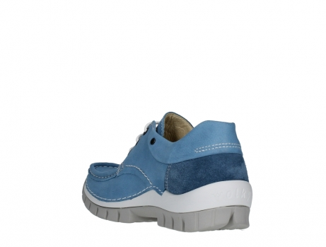 wolky lace up shoes 04701 fly 11856 baltic blue nubuck_17