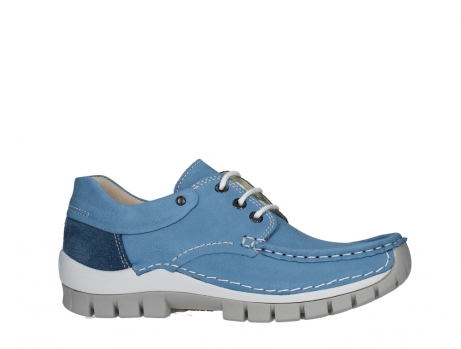 wolky lace up shoes 04701 fly 11856 baltic blue nubuck_2