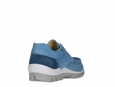 wolky lace up shoes 04701 fly 11856 baltic blue nubuck_21