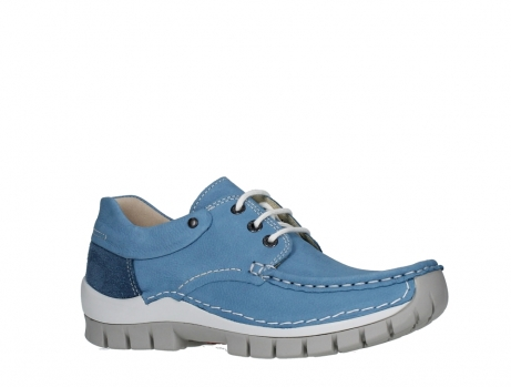 wolky lace up shoes 04701 fly 11856 baltic blue nubuck_3