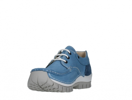 wolky lace up shoes 04701 fly 11856 baltic blue nubuck_9