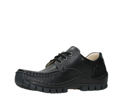 wolky chaussures a lacets 04701 fly 20080 cuir noir_11
