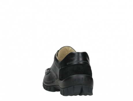 wolky chaussures a lacets 04701 fly 20080 cuir noir_18