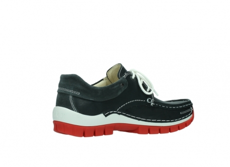 wolky veterschoenen 04701 fly 20210 antraciet leer_11