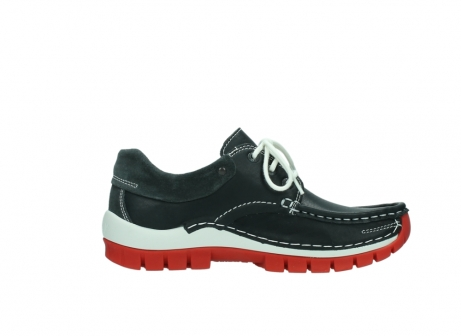 wolky lace up shoes 04701 fly 20210 anthracite leather_13