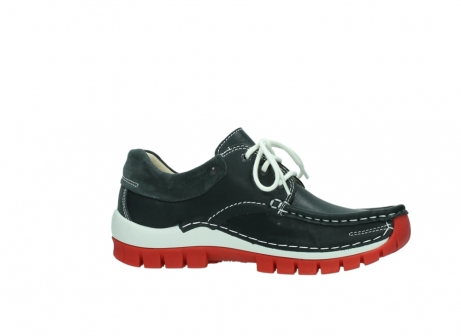 wolky lace up shoes 04701 fly 20210 anthracite leather_14