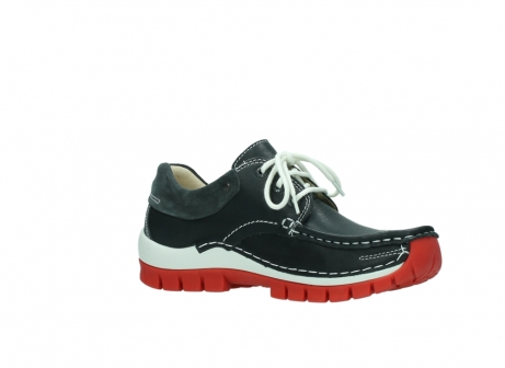 wolky lace up shoes 04701 fly 20210 anthracite leather_15