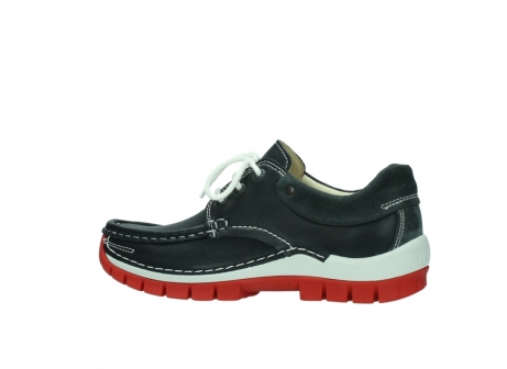 wolky veterschoenen 04701 fly 20210 antraciet leer_2
