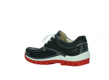 wolky lace up shoes 04701 fly 20210 anthracite leather_3