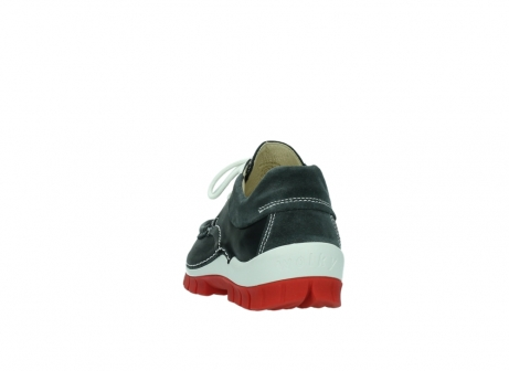 wolky lace up shoes 04701 fly 20210 anthracite leather_6