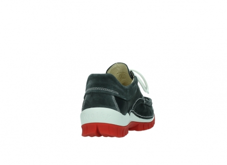 wolky lace up shoes 04701 fly 20210 anthracite leather_8