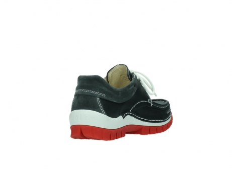 wolky lace up shoes 04701 fly 20210 anthracite leather_9
