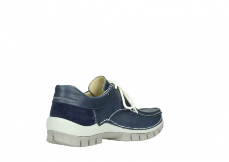wolky lace up shoes 04701 fly 70870 blue summer leather_10