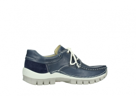 wolky lace up shoes 04701 fly 70870 blue summer leather_12