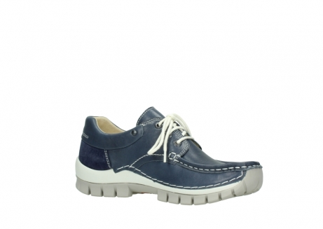 wolky lace up shoes 04701 fly 70870 blue summer leather_15