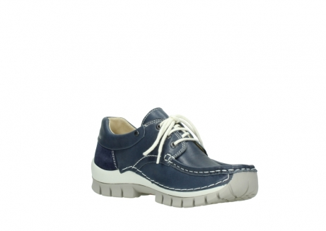wolky lace up shoes 04701 fly 70870 blue summer leather_16