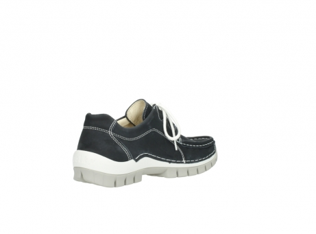 wolky chaussures a lacets 04705 kick summer 10070 nubuck noir_10