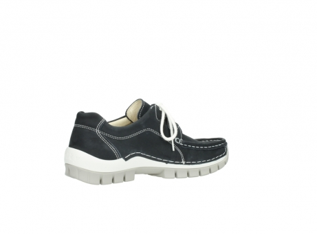 wolky chaussures a lacets 04705 kick summer 10070 nubuck noir_11