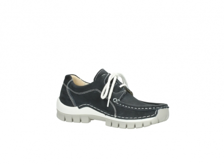 wolky chaussures a lacets 04705 kick summer 10070 nubuck noir_15