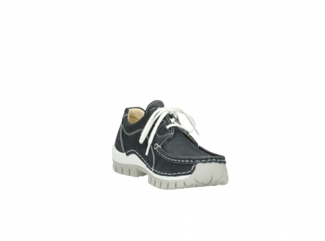 wolky chaussures a lacets 04705 kick summer 10070 nubuck noir_17
