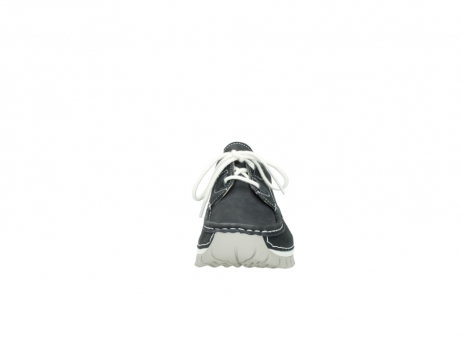 wolky chaussures a lacets 04705 kick summer 10070 nubuck noir_19