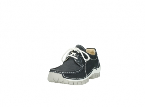 wolky chaussures a lacets 04705 kick summer 10070 nubuck noir_21