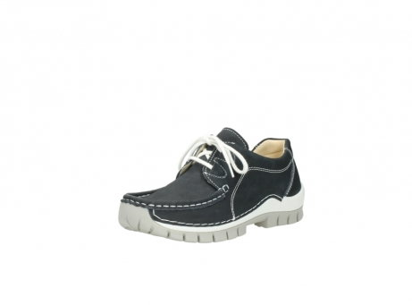 wolky chaussures a lacets 04705 kick summer 10070 nubuck noir_22