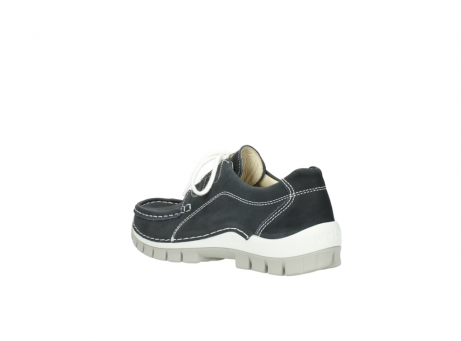 wolky chaussures a lacets 04705 kick summer 10070 nubuck noir_4