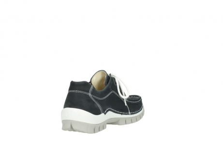 wolky chaussures a lacets 04705 kick summer 10070 nubuck noir_9