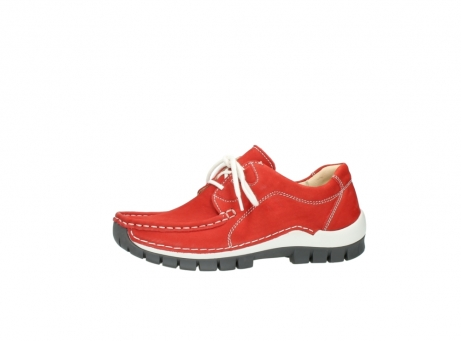 wolky chaussures a lacets 04705 kick summer 10500 nubuck rouge_24