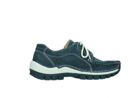 wolky veterschoenen 04705 kick summer 10820 denim blauw nubuck_12