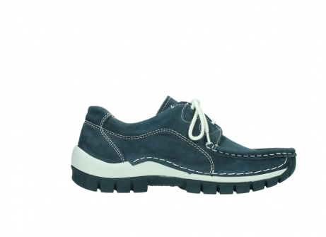 wolky lace up shoes 04705 kick summer 10820 denim blue nubuck_13