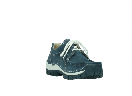 wolky lace up shoes 04705 kick summer 10820 denim blue nubuck_17