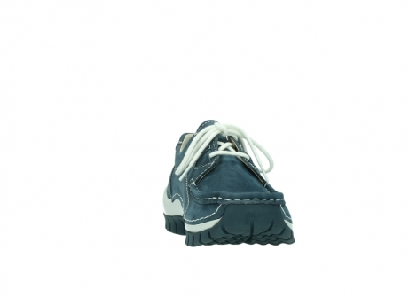 wolky veterschoenen 04705 kick summer 10820 denim blauw nubuck_18