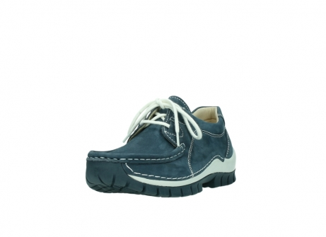 wolky veterschoenen 04705 kick summer 10820 denim blauw nubuck_21
