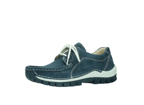 wolky veterschoenen 04705 kick summer 10820 denim blauw nubuck_23