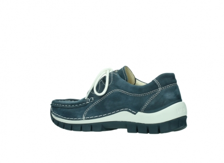 wolky veterschoenen 04705 kick summer 10820 denim blauw nubuck_3