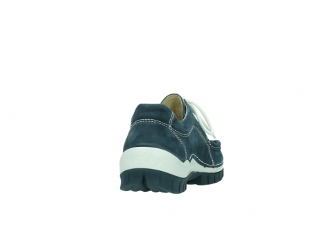 wolky veterschoenen 04705 kick summer 10820 denim blauw nubuck_8