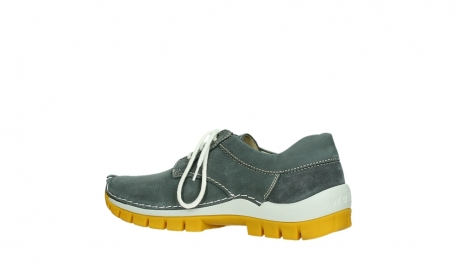 wolky lace up shoes 04708 seamy fly 10209 grey nubuck yellow sole_15