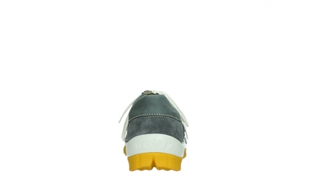 wolky lace up shoes 04708 seamy fly 10209 grey nubuck yellow sole_19