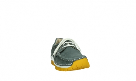 wolky lace up shoes 04708 seamy fly 10209 grey nubuck yellow sole_6