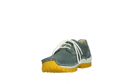 wolky lace up shoes 04708 seamy fly 10209 grey nubuck yellow sole_9