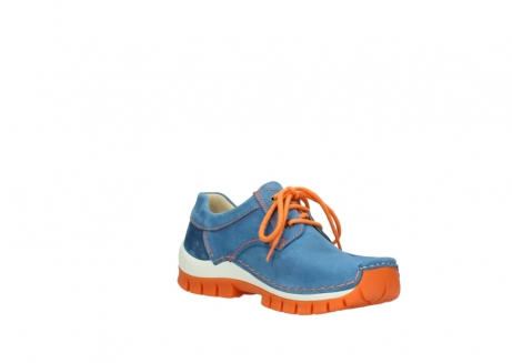 wolky lace up shoes 04708 seamy fly 10840 jeans nubuck_16