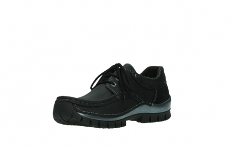 wolky lace up shoes 04726 fly winter 14000 black palmmetal suede_10
