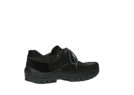 wolky chaussures a lacets 04726 fly winter 50000 cuir noir_11