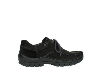 wolky chaussures a lacets 04726 fly winter 50000 cuir noir_12